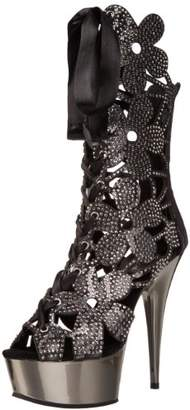 Pleaser USA Women's Delight-600-36 Platform Boot