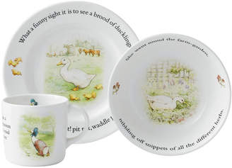 Wedgwood Jemima Puddleduck Children's Collection