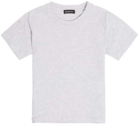 BALENCIAGA KIDS Unisex cotton-jersey T-shirt