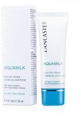 Lancaster NEW Aquamilk Rich Day Cream - For Dry Skin Type 50ml Womens Skin Care