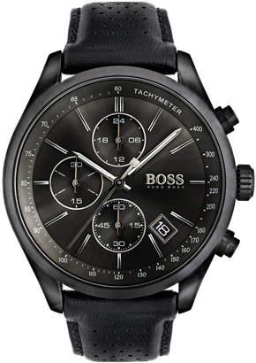 HUGO BOSS 1513474 Grand Prix Watch Black
