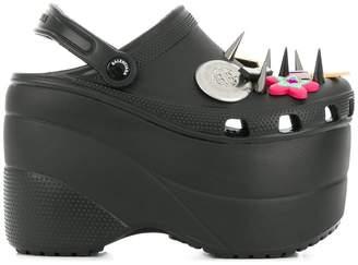 Balenciaga Foam platform sandals
