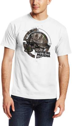 Metal Mulisha Men's Footprint T-Shirt