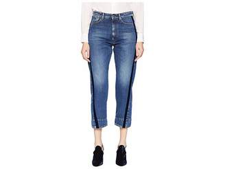 Sportmax Divina Denim in Midnight Blue