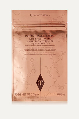 Charlotte Tilbury - Instant Magic Facial Dry Sheet Mask - one size $22 thestylecure.com