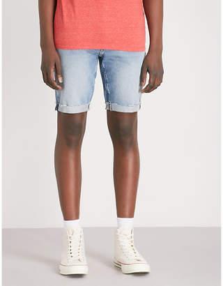 Levi's 511 slim-fit stretch-denim shorts