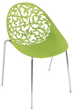 Dahlia Green Chairs (Set of 2)