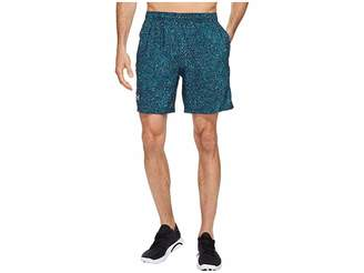 Under Armour UA Launch Stretch Woven Print Shorts Men's Shorts