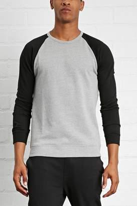 Forever 21 Raglan-Sleeve Pullover