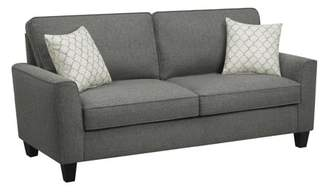 "Serta at Home Astoria 73"" Sofa in Dark Gray"