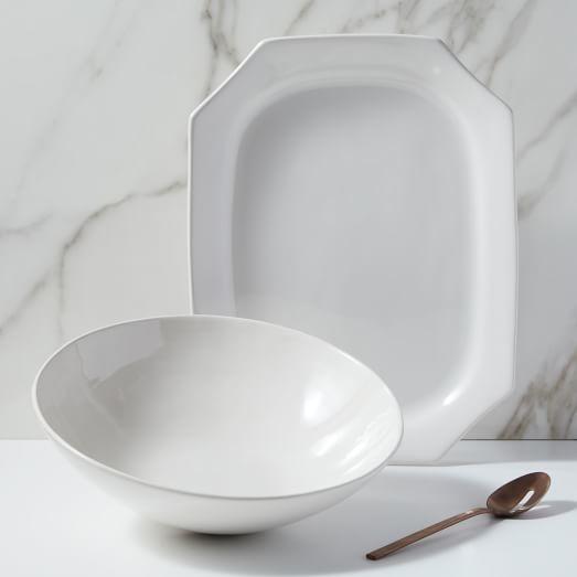 Mervyn Gers Serveware - White