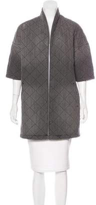 Current/Elliott Quilted Lightweight Coat w/ Tags