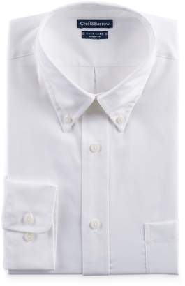 Croft & Barrow Men's Slim-Fit Easy-Care Button-Down Collar Dress Shirt