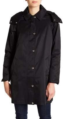 Tommy Hilfiger Raincoat w/ Hoodie