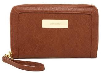 Steve Madden Zip Around Travel Wallet $48 thestylecure.com