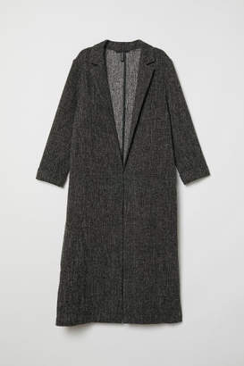 H&M Long Coat - Gray