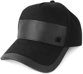 bf9f808cdc4 Sean John Men Faux Leather Patch Adjustable Baseball Cap