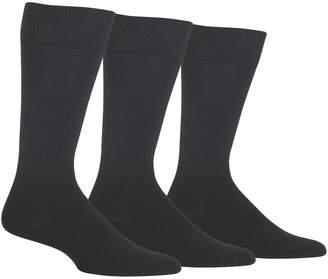 Chaps Men's 3-pack Supersoft Crew Socks
