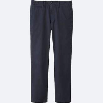 Uniqlo Men's Vintage Regular-fit Chino Flat-front Pants