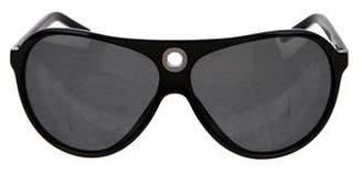 Dolce & Gabbana Tinted Aviator Sunglasses