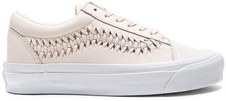 Vans Old Skool Weave DX Sneaker $100 thestylecure.com