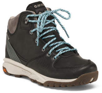 Waterproof Leather Hiking Boots