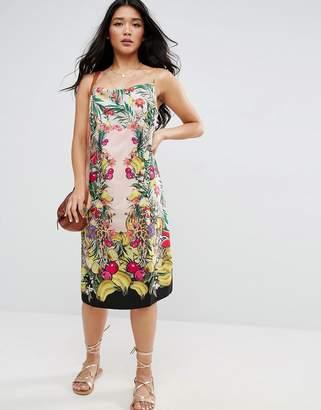 ASOS Cami Dress in Fruit Machine Print $56 thestylecure.com