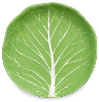 Tory Burch LETTUCE WARE CANAP? PLATE, SET OF 4
