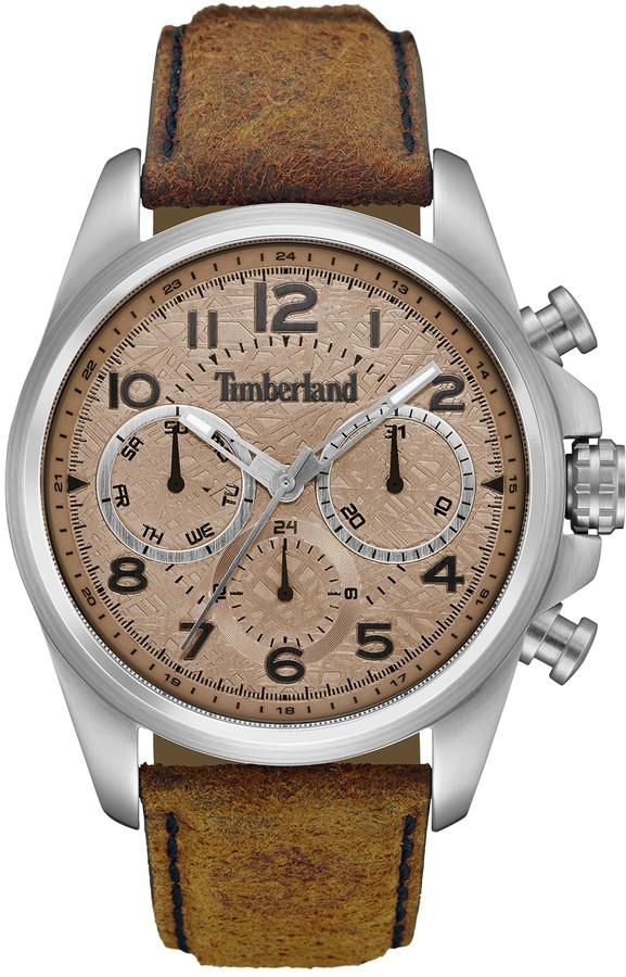 TimberlandTimberland Men's Smithfield Suede Watch