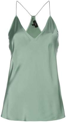 Theory fitted camisole top
