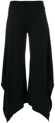 Lost & Found Rooms draped cropped pants
