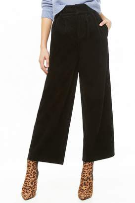 Forever 21 Corduroy Ankle Pants