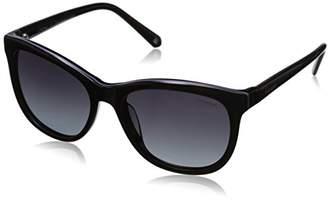 Polaroid Sunglasses Women's PLD4004S Polarized Wayfarer Sunglasses