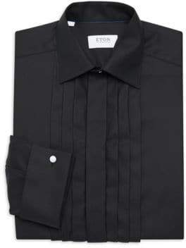 Eton Slim-Fit Bib-Front Shirt