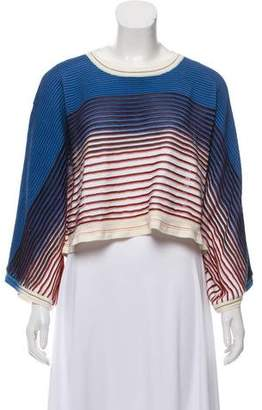 Sonia Rykiel Knit Crop Top
