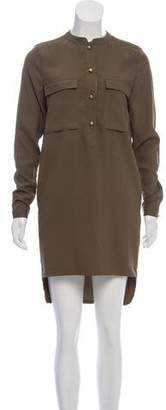 DAY Birger et Mikkelsen Long Sleeve Button-Up Dress