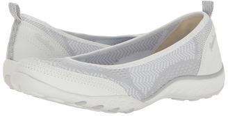 SKECHERS - Breathe-Easy - Symphony Women's Flat Shoes $60 thestylecure.com