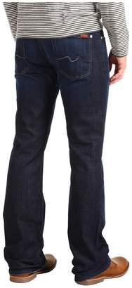 7 For All Mankind Brett Bootcut in Los Angeles Dark Men's Jeans