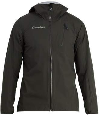 Teton Bros - Feather Rain Hooded Jacket - Mens - Dark Grey