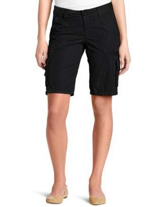 """Dickies Women's 11"""" Relaxed Fit Cotton Cargo Short"""