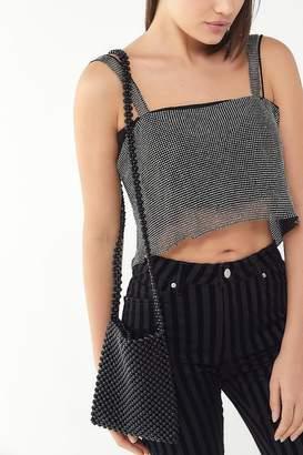 Urban Outfitters Jane Beaded Crossbody Bag