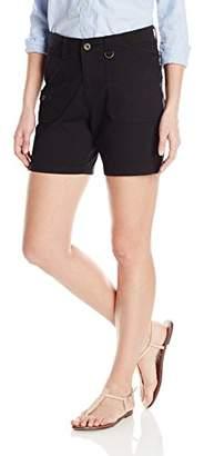 Lee Women's Relaxed Fit Kaylin Knit Waist Short