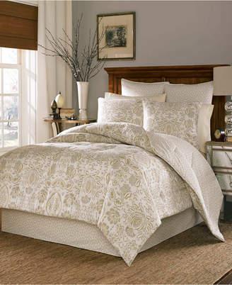 Stone Cottage Belvedere King Comforter Set Bedding