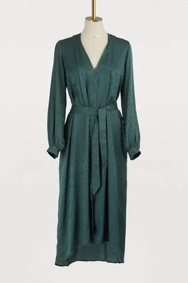 Roseanna Century silk dress