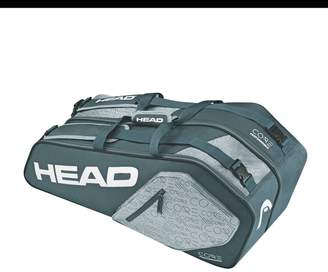 Head Core 6R Combi 6 Racquet Tennis Bag Blue / Grey