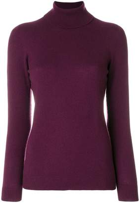 D'aniello La Fileria For turtleneck jumper