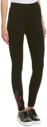 Romeo & Juliet Couture Embroidered Legging