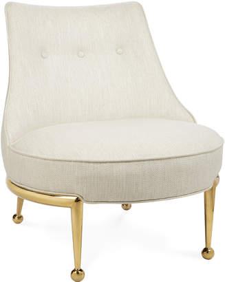 ... Jonathan Adler Charade Slipper Chair