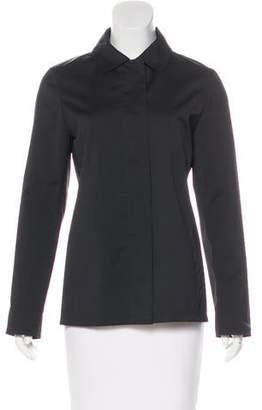 Max Mara 'S Long Sleeve Zip-Up Jacket