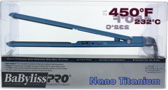 Babyliss 1In Nano Titanium Ultra Thin Flat Iron
